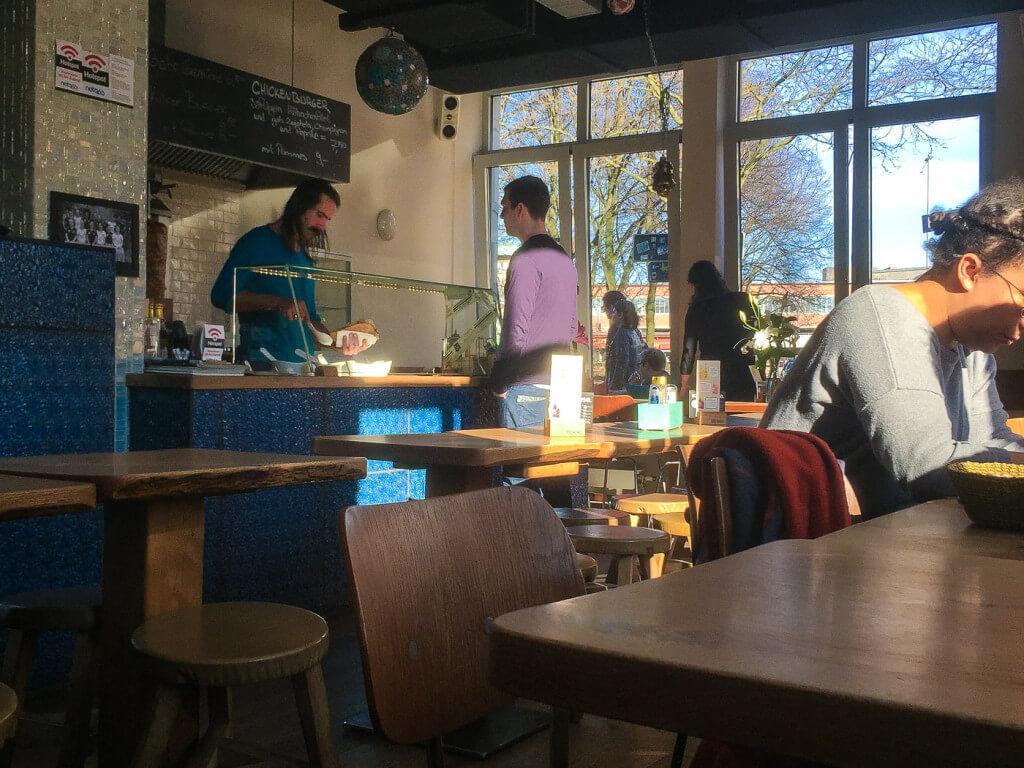 Mr. Kebab in der Sternschanze Hamburg, Döner und Türkisches Essen